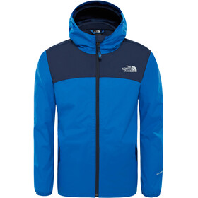 The North Face Elden Triclimate Rain Jacket Boys Turkish Sea